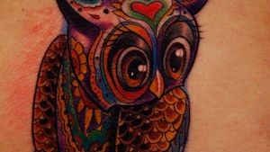 Tattoo Nightmares Video: Wise As An Owl