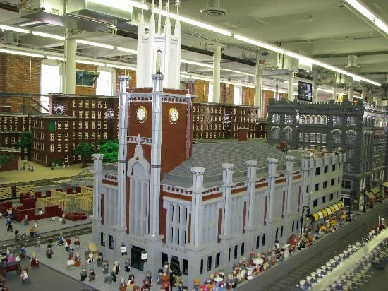 lego cities | Manchester Tourism and Vacations: 18 Things to Do in Manchester, NH ...