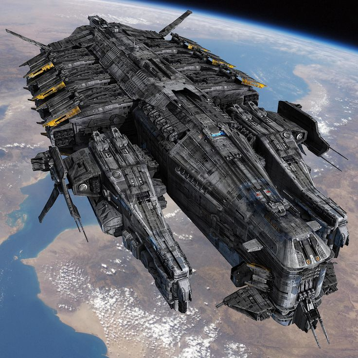 Model Spacecraft Sci-Fi - Pics about space | Spaceships ...