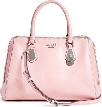 GUESS Sofie Handtasche #Tasche #Tragetasche #Rosa #Rosarot #Accessoire #Galaxus