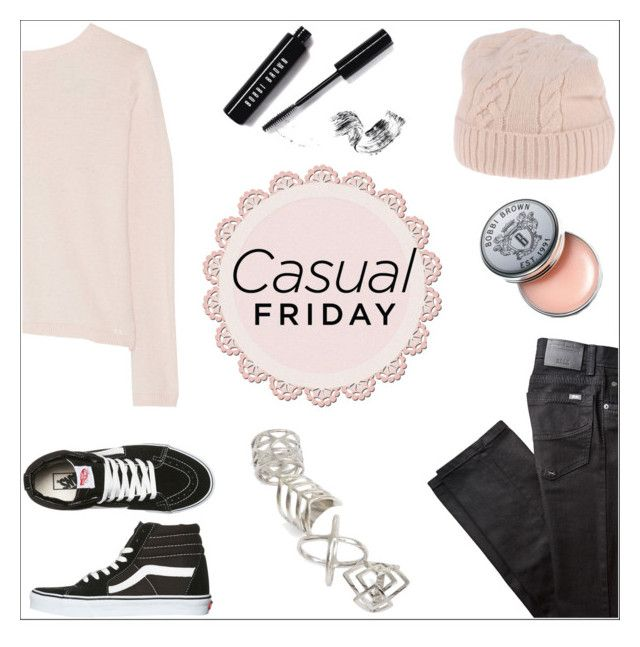 """""""Casual friday"""" by lostandfound92 ❤ liked on Polyvore featuring Banjo & Matilda, Vans, BRAX, Paul & Joe Sister, Topshop, Bobbi Brown Cosmetics, Pink, vans and casualoutfit"""