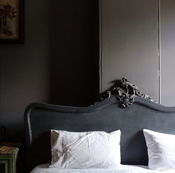 Interior Color. Mood Grey