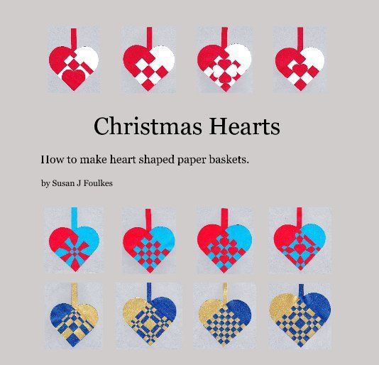This book describes how to make 27 heart shaped paper pouches to hang on a Christmas tree. This is a traditional Scandinavian craft. All profits from the sale of this book go the British Heart Foundation, a registered charity. British Heart Foundation, Greater London House, 180 Hampstead Road, London NW1 7AW http://www.bhf.org.uk/