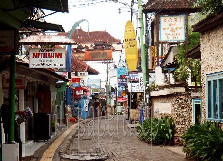 Poppies 2 in Kuta, Bali.