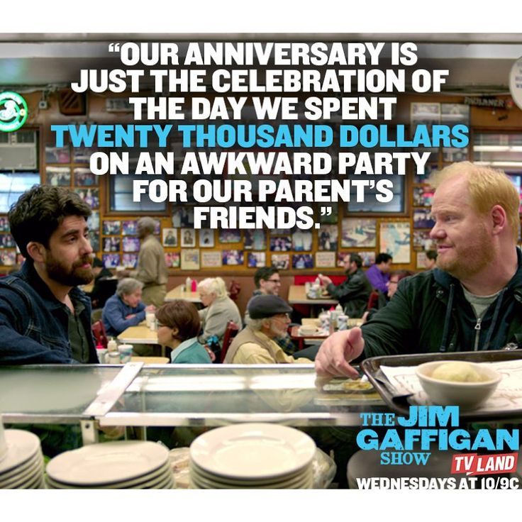 Pretty much yah. Click to watch the latest episode of THE JIM GAFFIGAN SHOW starring Jim Gaffigan. Wednesdays on TV Land.