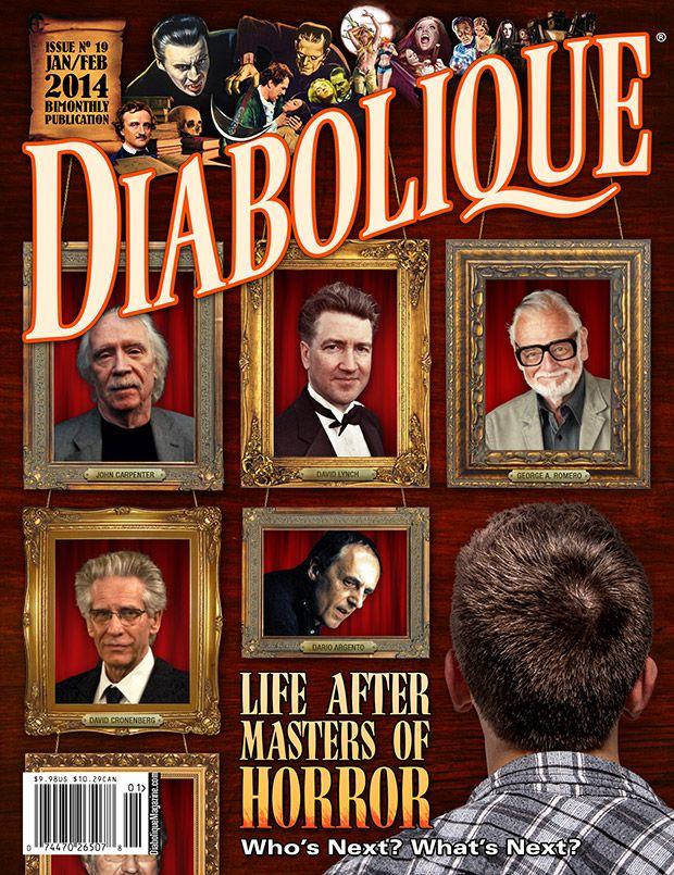 DiaboliqueMagazine.com/***MAGAZINE--HORROR