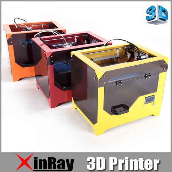 Newest Design Complete 3D Printer Machine 3 D Print with LCD Screen Display Control