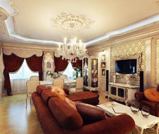 Decorate Living Room And Dining Room Combo: How To Perfectly Decorate A Living Room