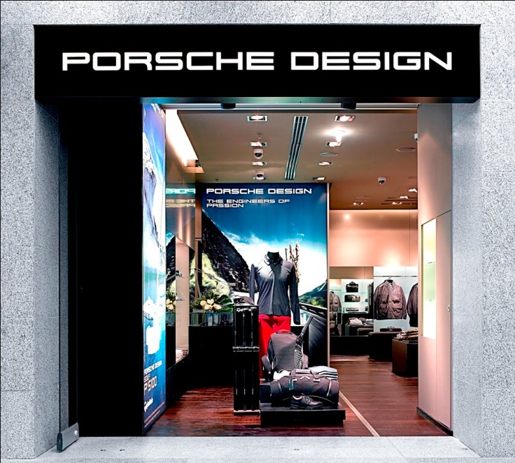 Porsche Design Store - Istanbul
