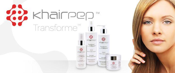 Khair Pep repair damaged hair