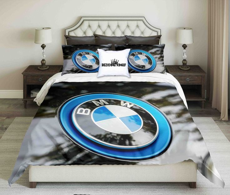 Bmw Black Rain Dropped Car Design Bedding Set Bmw Black Bedding Set Bed Design