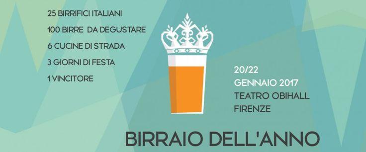 A gennaio torna il Birraio dell'anno - Le Strade della Birra, il magazine sul mondo della birra artigianale in Italia