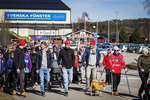 På marsch med Bissen - helahalsingland.se