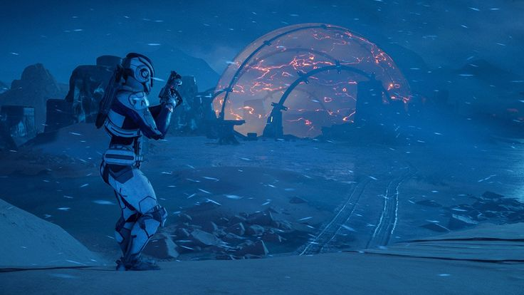 Mass Effect: Andromeda's release date finally revealed – EGMNOW