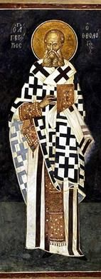 Gregory of Nazianzus (329 – 390), also known as Gregory the Theologian or Gregory Nazianzen, was a 4th-century Archbishop of Constantinople, and theologian.  He...(See the rest of his story here:) ,https://www.facebook.com/St.Eugene.OMI/