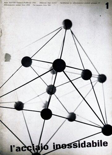 L'acciaio inossidabile by Ilio Negri (1961)