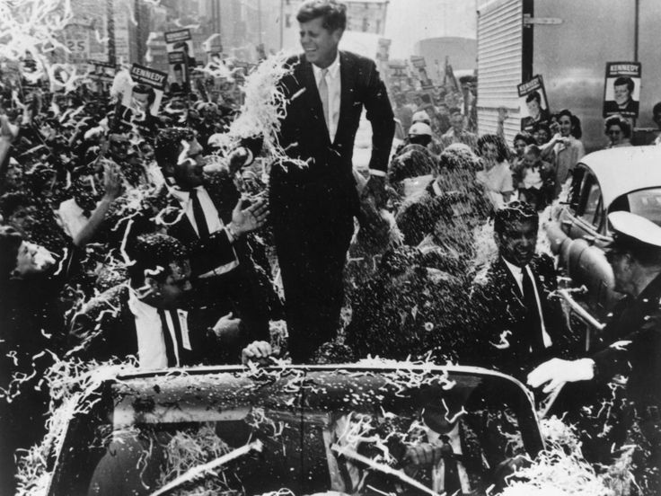 Kennedy never took his congressional or later his presidential salary. He instead donated his salaries to charity and lived off the trusts his father set up for him.