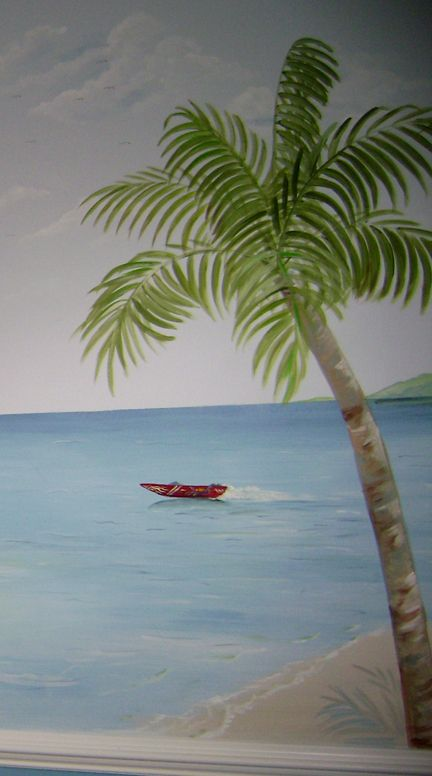 Bedroom Decorating Ideas Ocean Theme