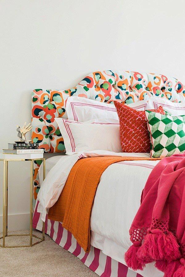 Perfecto, femenino, chic y lleno de acentos dorados · A perfect, feminine, chic apartment with gold accents
