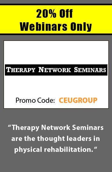 17 best healthcare ceu promo codes images on pinterest receive 20 off webinars only when registering with promo code ceugroup http fandeluxe