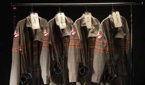 The New Ghostbusters Uniforms, Proton Packs Look A Lot Like The Old Ghostbuster Uniforms, Proton Packs