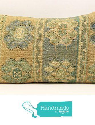 Oriental kilim pillow cover 12x20 inch (30x50 cm) Armchair Pillow Lumbar Kilim pillow cover Home Decor Throw Pillow cover Kilim Cushion Cover from Kilimwarehouse https://www.amazon.com/dp/B01MT36VOJ/ref=hnd_sw_r_pi_dp_CC7yyb6KQFB9C #handmadeatamazon