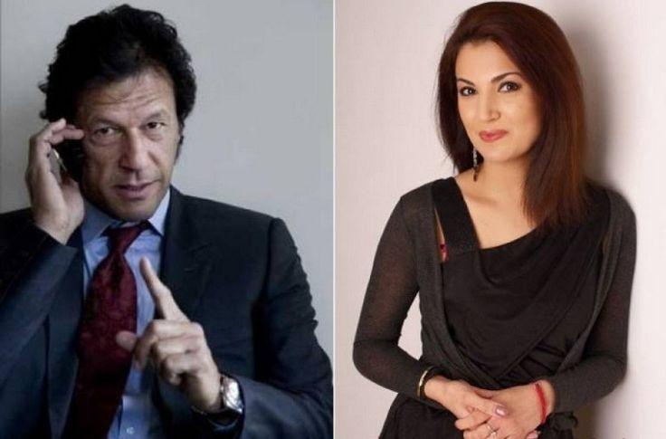 Imran Khan's Wife Reham Khan To Turn Into A Fashion Designer