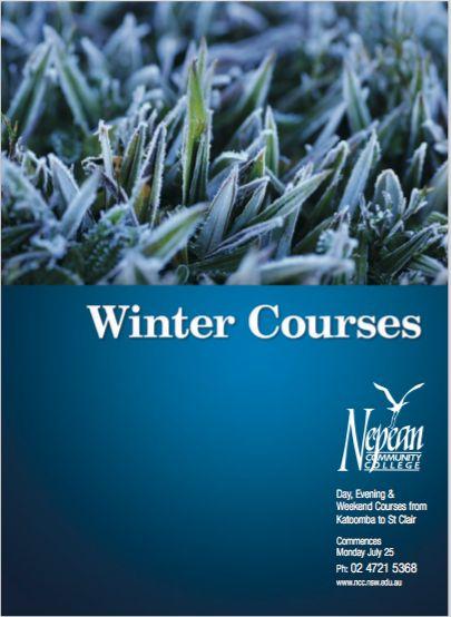 Winter Courses 2011