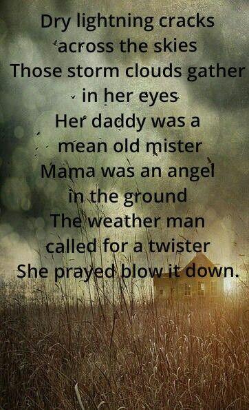Blown away Carrie Underwood