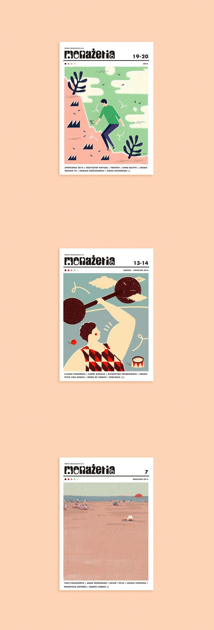 Martyna Wójcik-Śmierska https://www.behance.net/gallery/15726475/COVER-ILLUSTRATION
