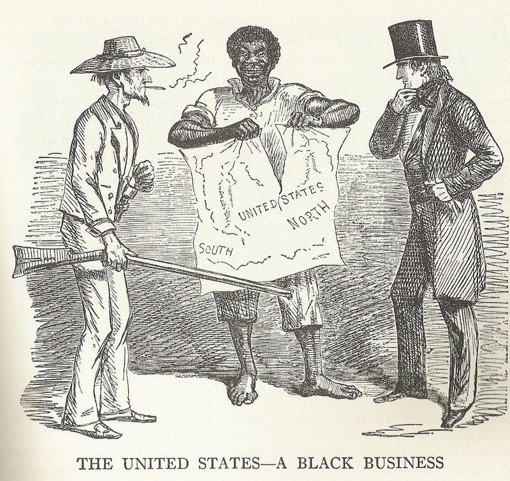 Santa Anna Political Cartoons