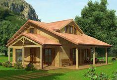 Casas de Campo Decoradas: 15 modelos