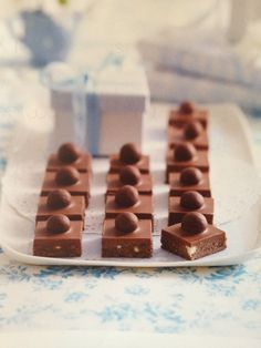 Chocolate Malteser Slice Very easy and yummy- crowd pleaser