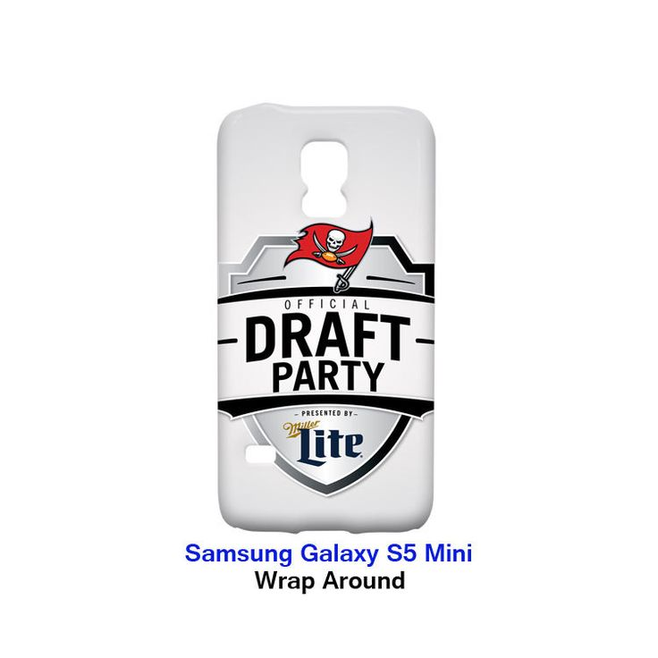 Tampa Bay Draft Party Samsung Galaxy S5 Mini Case Wrap Around