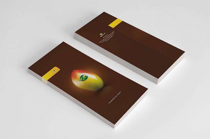 "Envelope for Mango Tour  Envelope design for Russian travel agency, wich called Mango Tour.  Дизайн конверта для российского тур-агентства ""Манго-тур"".  #printdesign #print #design #identity #branding #brandidentity #corporatestyle #graphicdesign #adobe #printdesigner #graphicdesigner #ryashin_com"