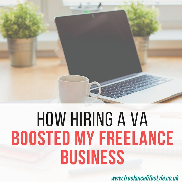 How hiring a Virtual Assistant boosted my freelance business