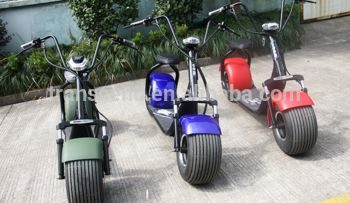 2016 popular Harley style electric scooter with big wheels, fashion city scooter…