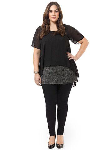 Size 12 Body Shape Oval Styles | Gwynnie Bee