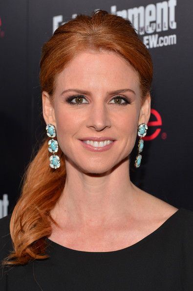 Sarah Rafferty - The Entertainment Weekly Pre-SAG Party Hosted By Essie And Audi - Red Carpet