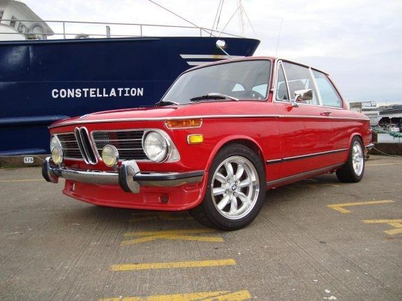1972 BMW 2002 S14 M2 Conversion For Sale Front