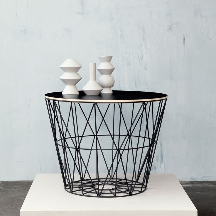 Ferm Living - Wire Basket, Drahtkorb, Ambiente