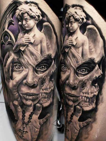 tatuagem completa