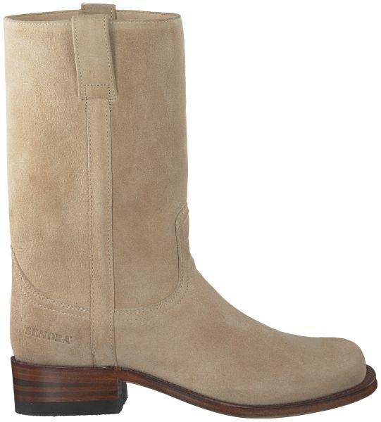 Beige Sendra Lange laarzen 3165