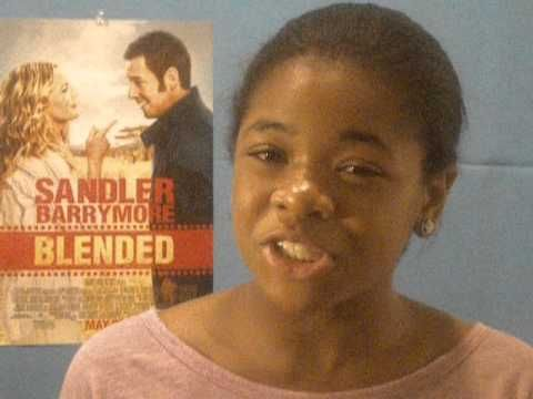 Film Review: Blended by KIDS FIRST! Film Critic Shelby R.