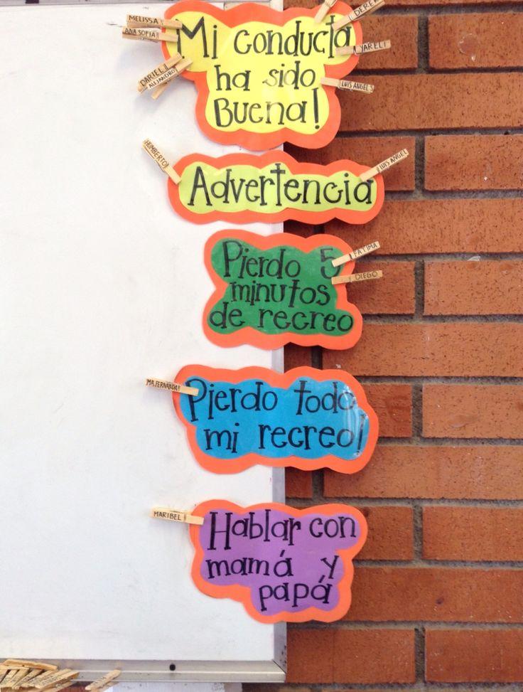 Alicia Cepeda - Escuela Humberto Castilla Salas / 3ero A / Control de disciplina /Orden / School / Kids / Children's / Teacher / Classroom / Class /