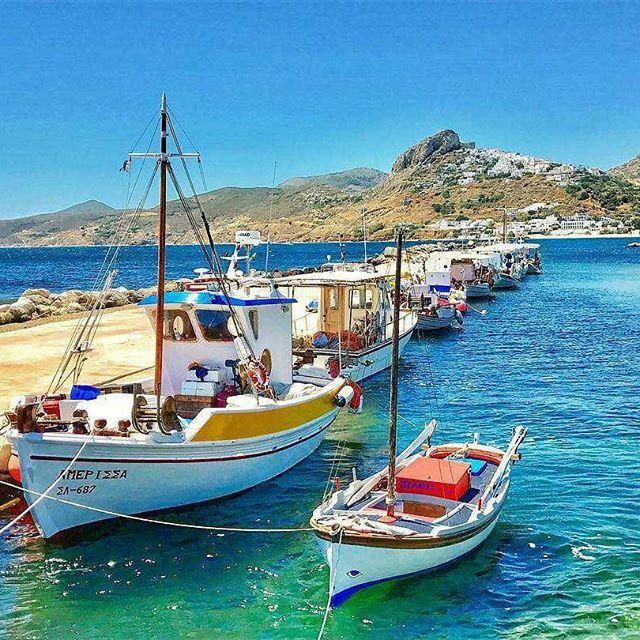 Skyros island, Greece ... by @tkofidou #skyros #greece.
