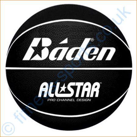 Baden All Star basketball. Size 7. Indoor & outdoor.