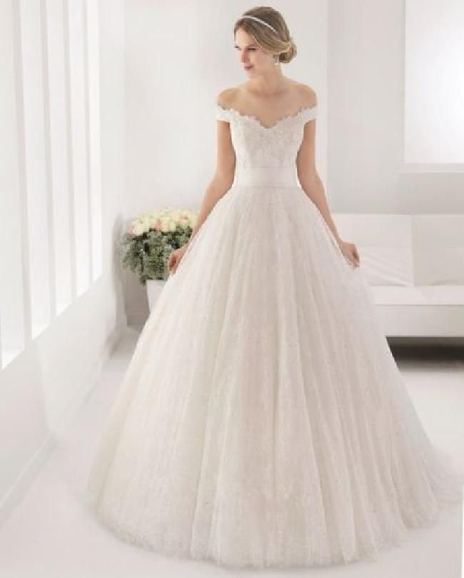vestidos de novia corte princesa - Buscar con Google