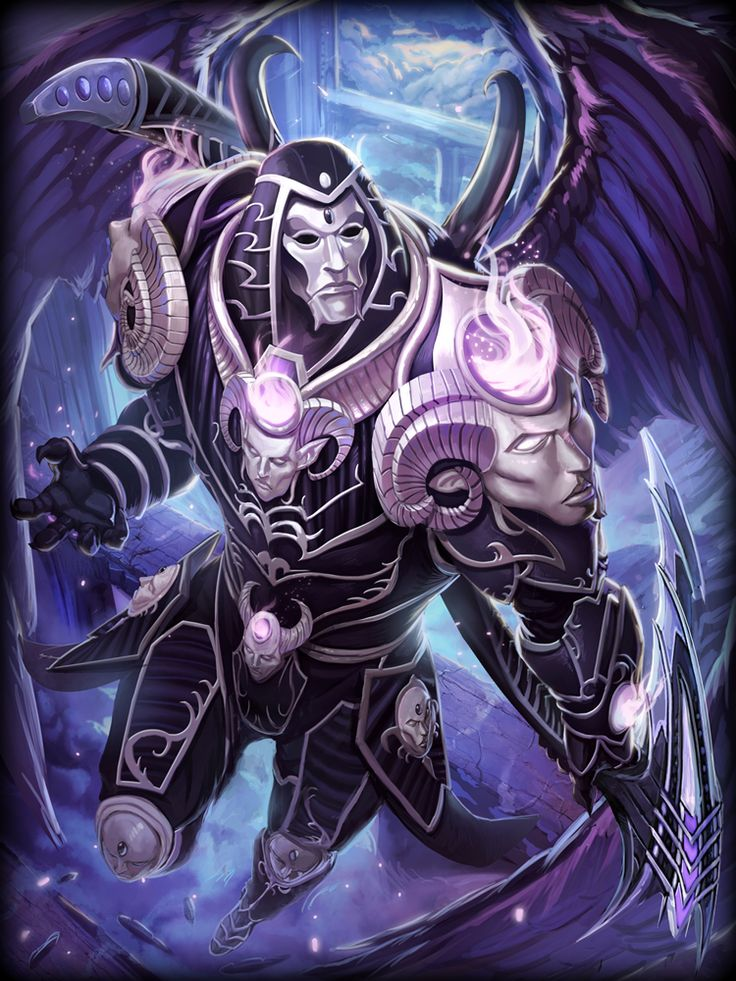 Thanatos, The Hand of Death