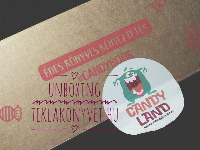 Tekla Könyvei – könyves blog: UNBOXING | Candy Book  (2018. március)